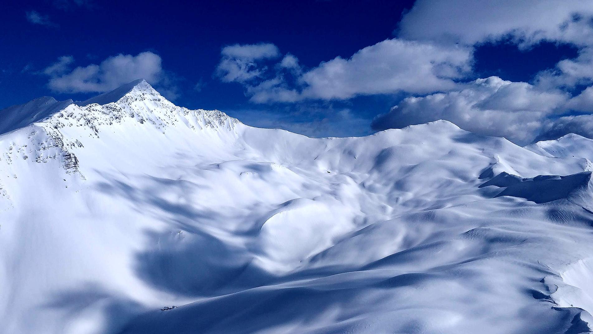 Crévoux ski