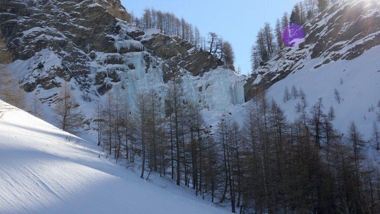 - Crévoux-C - Activités-En hiver-En ski de fond-La Chalp et la grande boucle-2008 02 (030)