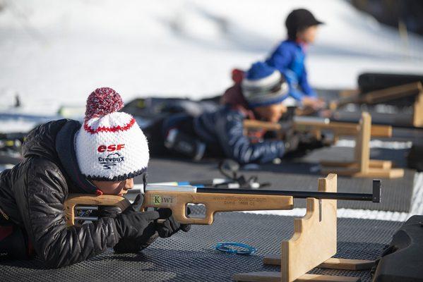 Forfait primeur Nordique Crévoux - Biathlon