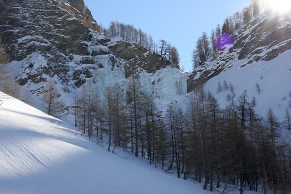 bis- Crévoux-C - Activités-En hiver-En ski de fond-La Chalp et la grande boucle-2008 02 (030)