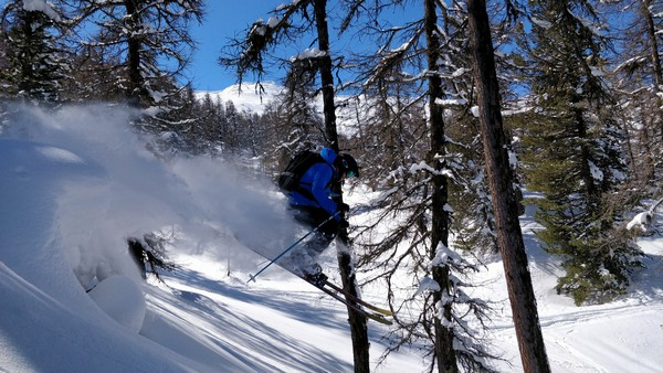 plan pistes alpin 2018-2019